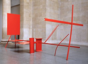 Early One Morning 1962 by Sir Anthony Caro born 1924